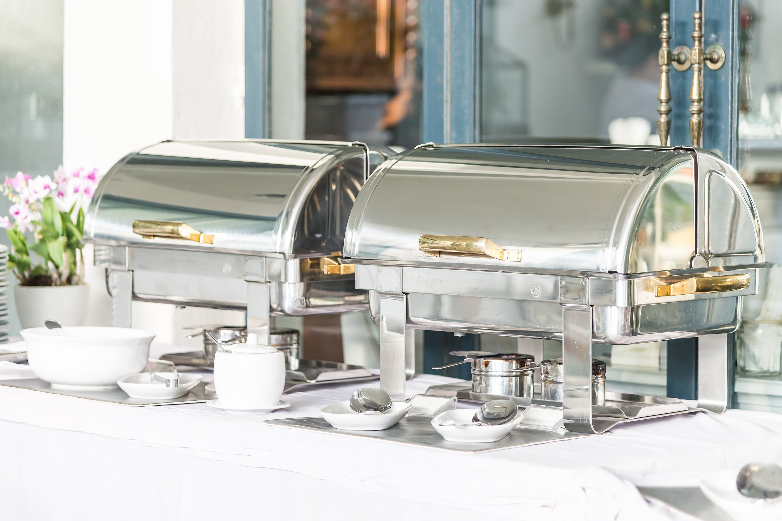 Professional Catering Hire Equipment York