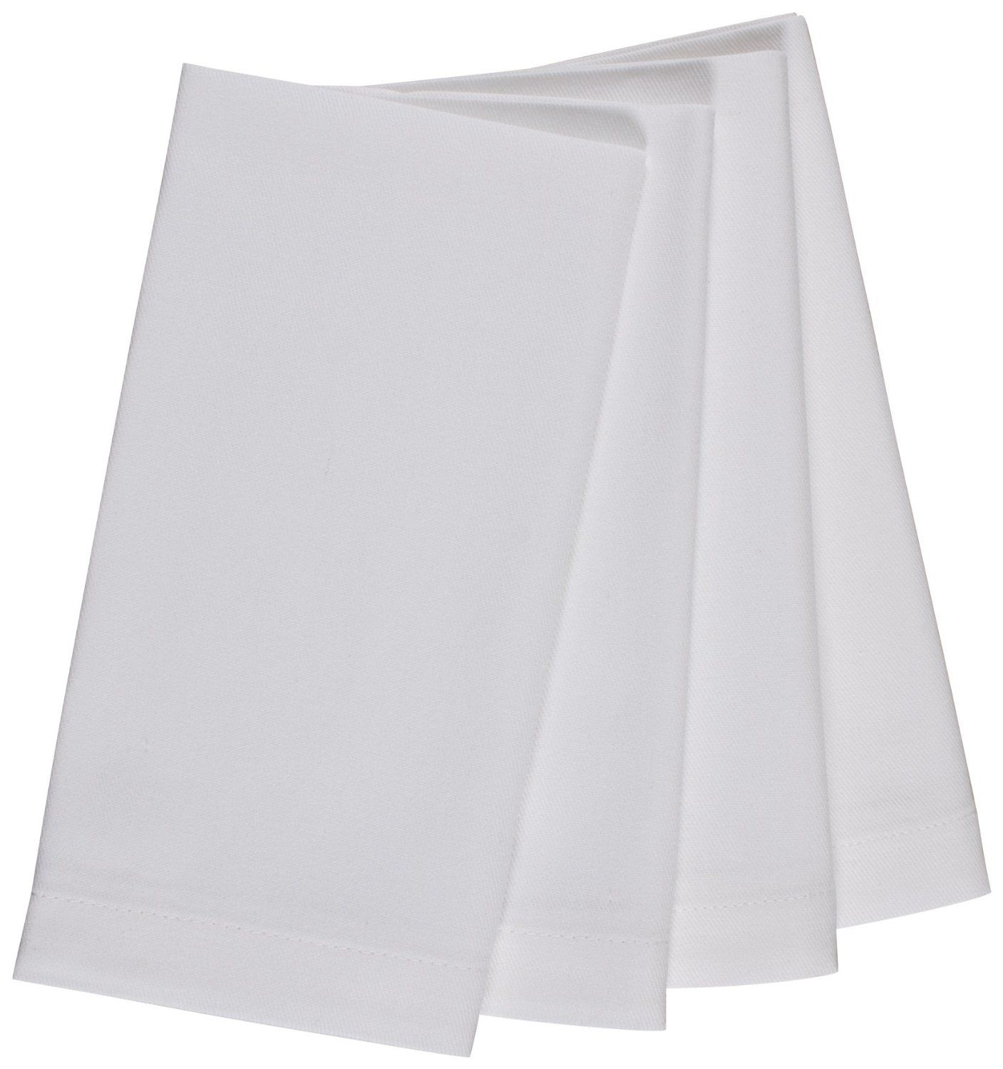 White Cloth Napkins The Catering Hire Company